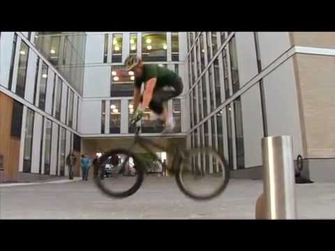 Danny MacAskill - its not for the victory