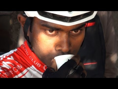 Indian Cycle Mechanic turns International Racer