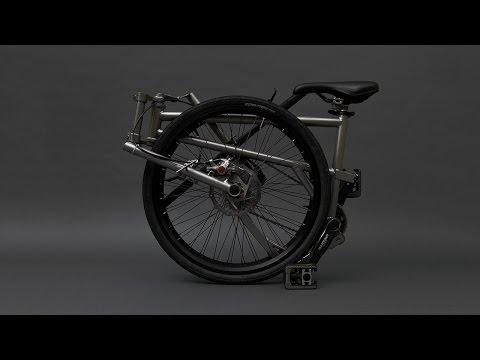 Helix - The World's Best Folding Bike