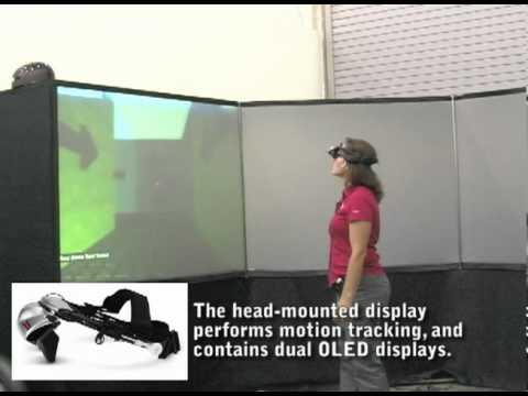 SimulationBrain computer interface Virtual World
