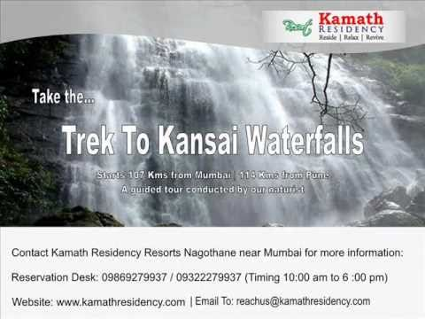 TREK TO KANSAI WATERFALLS
