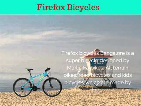 Health Benefits of Firefox Bicycles Bangalore