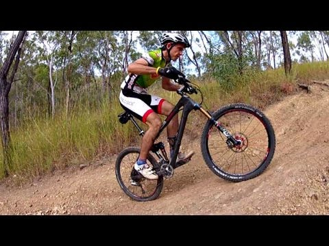 Climb better on a mountain bike in 90 seconds