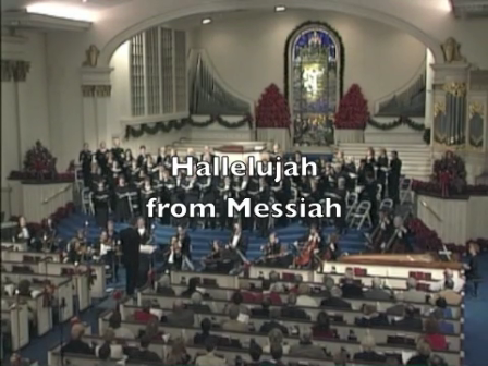 Hallujah from Messiah