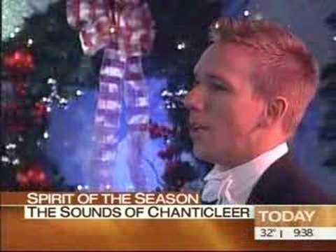 "Chanticleer ""The First Noel"""