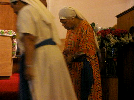 Drama Mother's Sunday 2009 SRafael