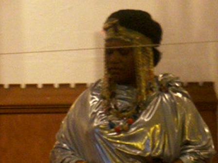 Drama on Mother's Sunday San Rafael 2009