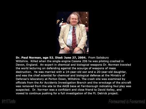 MOSSAD NICKNAMED FLU 666 and SCIENTISTS WERE KILLED