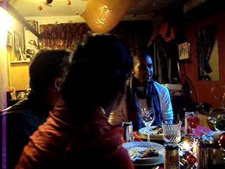 x-mas dinner 2009 in redwood city