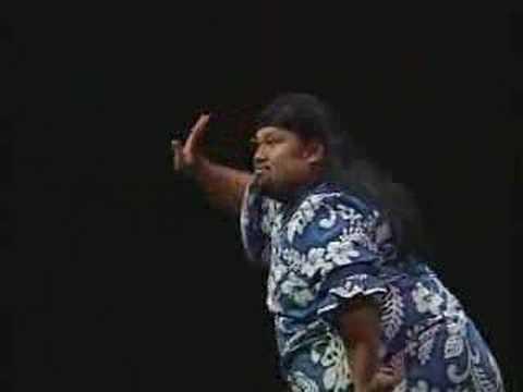 Samoan Hula Dance