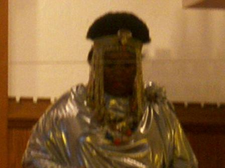 Drama Mum's Sunday SanRafael 2009