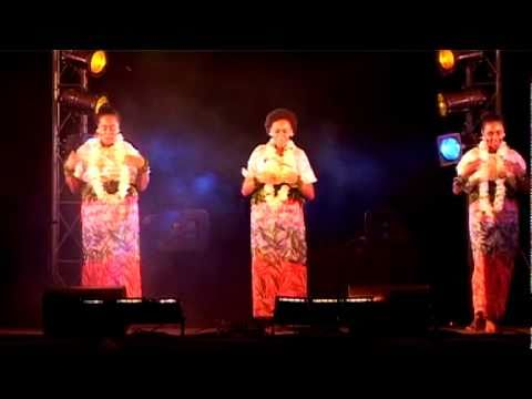 Pasifika opening nite 2010 Fiji