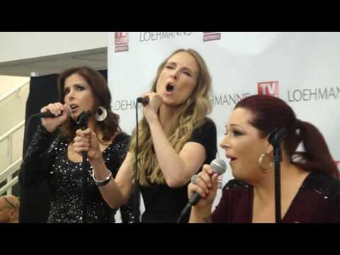 """Wilson Phillips performing """"Release Me"""" live in Los Angeles (4-15-12)"""