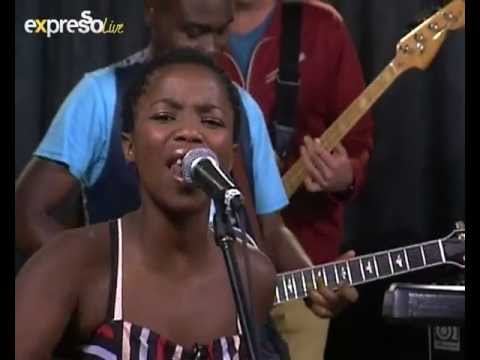 Freshlyground 'Fire is Low' live on eXpresso