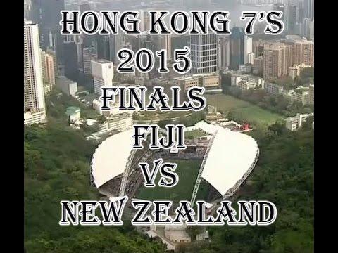 2015 Hong Kong 7's Finals    Fiji vs New Zealand