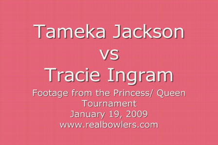 Tracie Ingram vs Tameka Jackson