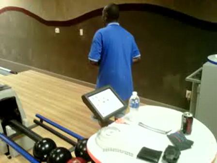JC Striking at work