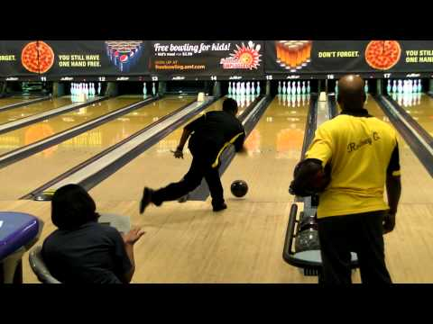 Greg Black Jr. - Eric DeFreitas - Real Bowlers