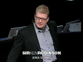 Sir Ken Robinson--