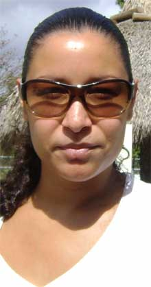 Kim Paris - Missing in Costa Rica Since August 26, 2010
