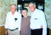 John, Ann, Dad