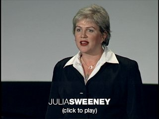 "Julia Sweeney: ""Letting Go of God"""