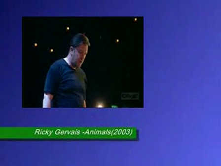 Religion with Ricky Gervais