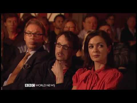 Intelligence Squared Debate: Christopher Hitchens and Stephen Fry vs. The Catholics (5 of 5)