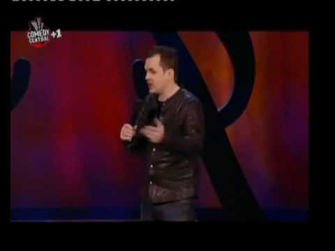 Jim Jefferies on Religion