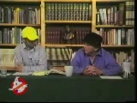 Atheist TV show Bunkbusters part 1