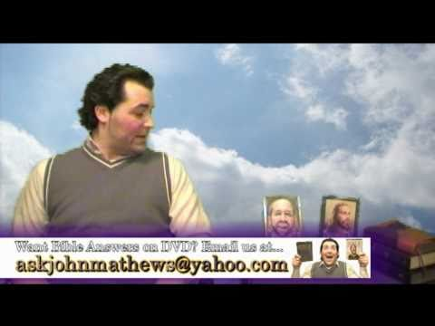 Bible Answers (episode 26)