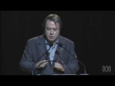 Hitchens on what theists MUST believe