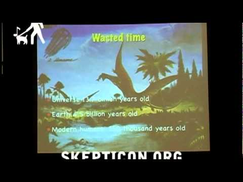 """Victor Stenger - Skepticon 3 - """"The Abuse of Physics by Theist and Spiritualists"""""""