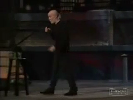 George Carlin - Religion is bullshit
