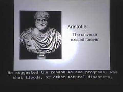 Origin of the Universe - Stephen Hawking (1 of 5)