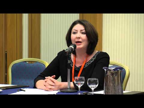 Islamic Inquisition - Maryam Namazie, World Athesit Convention Dublin 2011