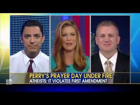 Fox News: American Atheists File Lawsuit Over Prayer Day