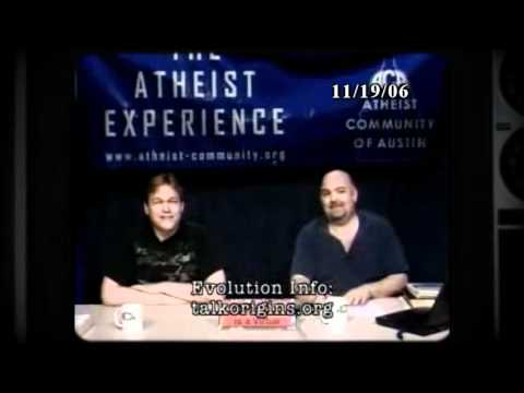 """I am not a monkey!"" - The Atheist Experience #475"