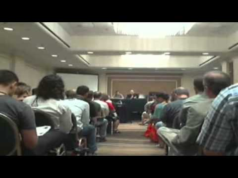 Matt Dillahunty - Free Thought Convention - Houston - 8 October 2011