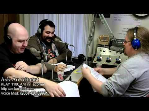 Ask An Atheist: Season 6, Episode 9: Danger! Death Emails!