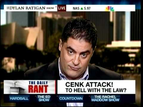 Cenk Uygur Rant on the Separation of Church and State