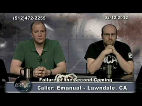 The Failure of the Second Coming - The Atheist Experience #748 (full episode)