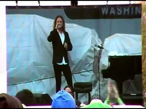 Tim Minchin at the Reason Rally (complete performance)