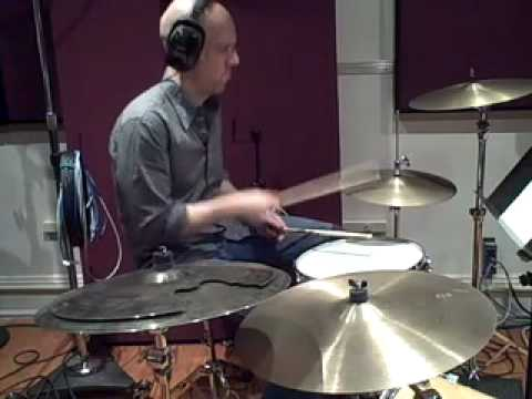 George Hrab & Phil Plait: Death from the Skies- drum take w/final mix