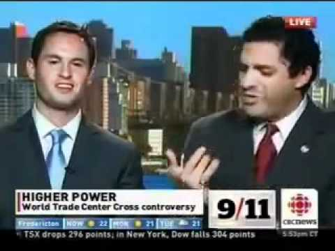 David Silverman Debates ACLJ Lawyer Over Christian WTC Cross