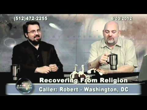 "Jerry Dewitt of ""Recovering from Religion"" and The Atheist Experience join forces for Episode 764!"