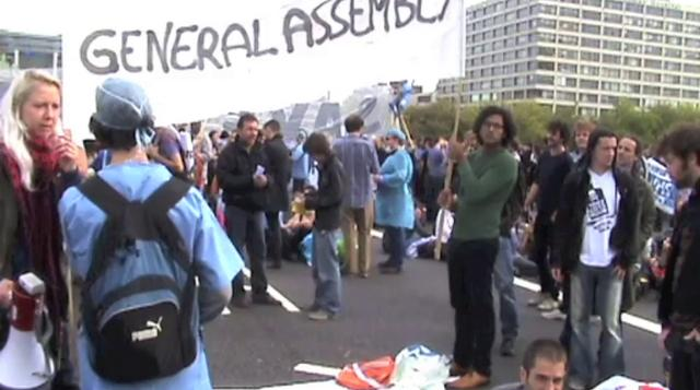 Occupy London (First General Assembly)
