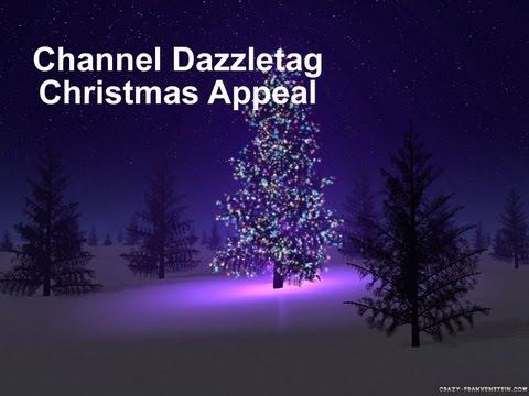 Channel Dazzletag Christmas Appeal 2012