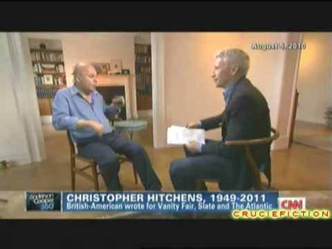 Anderson Cooper Remembers Christopher Hitchens