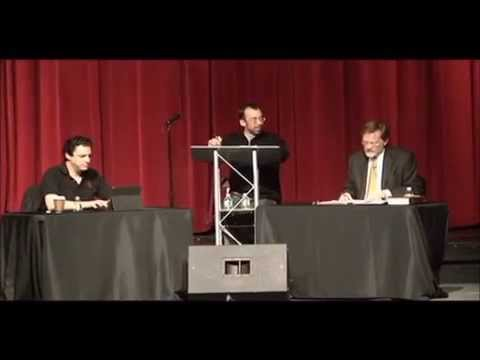 atheist debate. David silverman Debate John Rankin Creation Vs Evolution